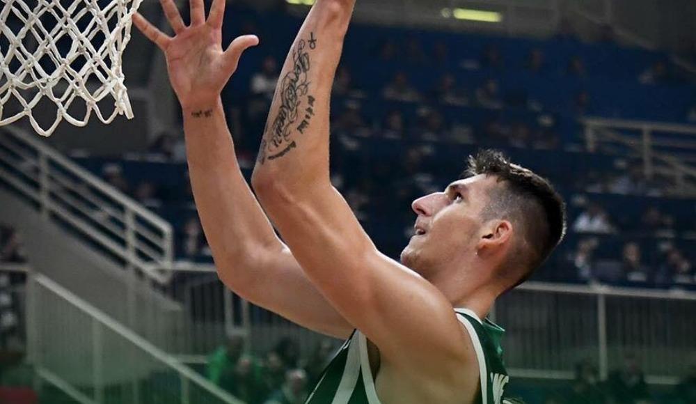Darüşşafaka, Panathinaikos'a deplasmanda 75-67 mağlup oldu