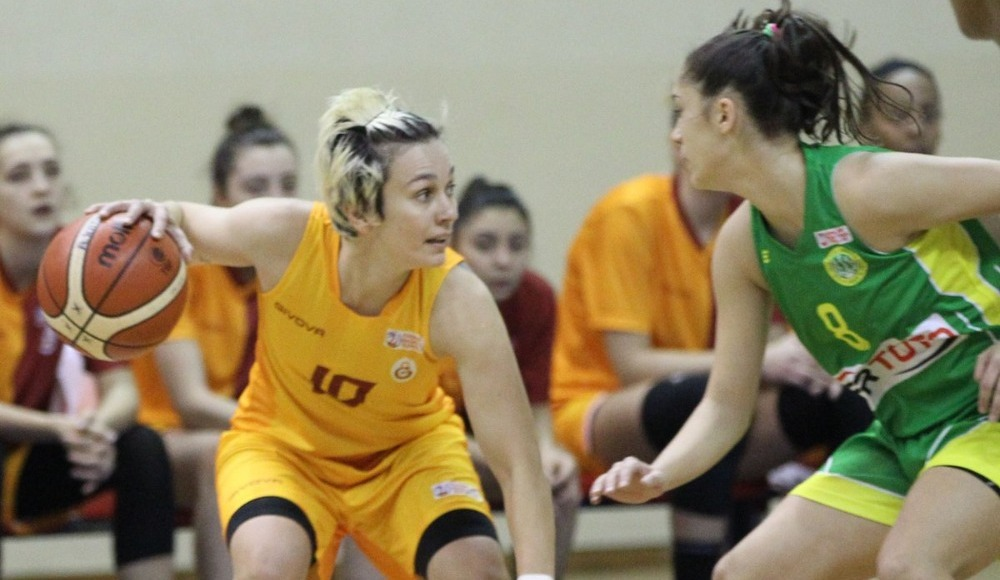 Galatasaray, İstanbul Üniversitesi'ne karşı kazandı