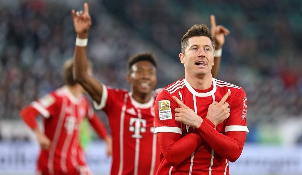Bayern Münih, Hannover deplasmanında zorlanmadı