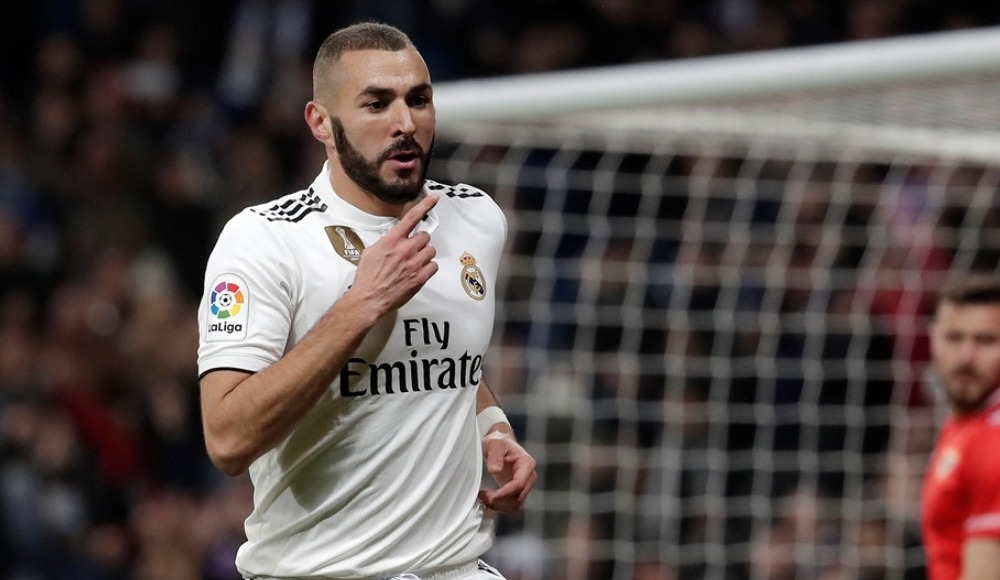 "Karim Benzema'dan flaş yorum: ""Ronaldo'dan sonra..."""