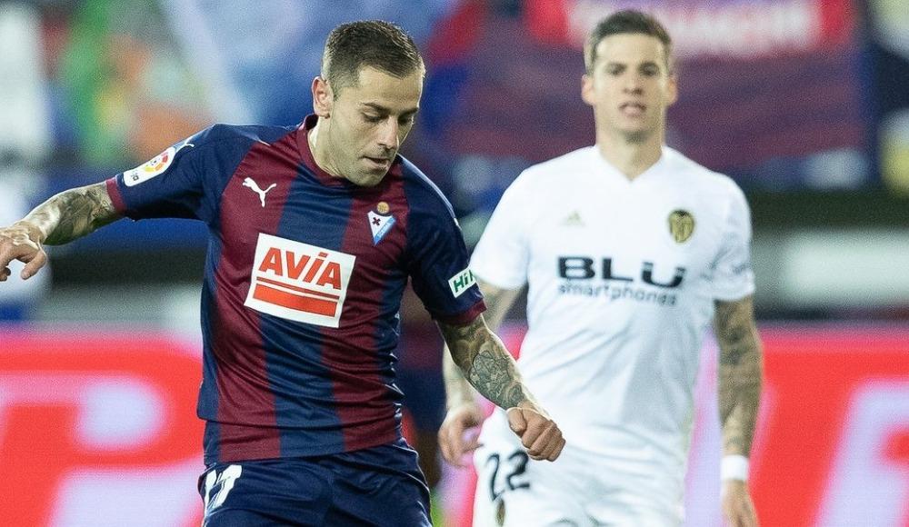 Eibar ile Valencia yenişemedi