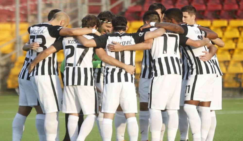 Partizan, sahasında Macva Sabac ile berabere kaldı