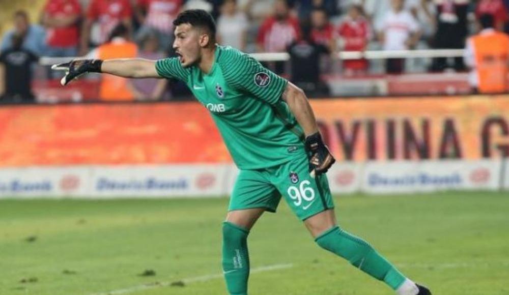 Trabzonspor'da Uğurcan Çakır şoku!