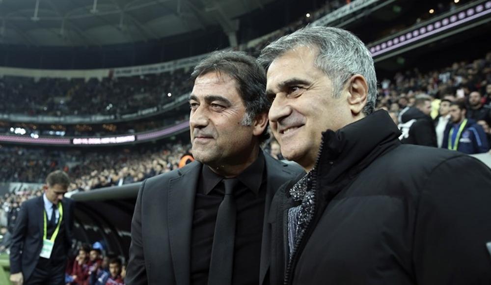 Beşiktaşlı taraftardan Ünal Karaman'a tepki