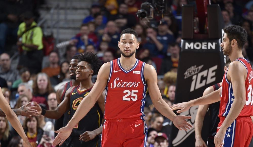 NBA'de Türk gecesinde kazanan Philadelphia oldu!