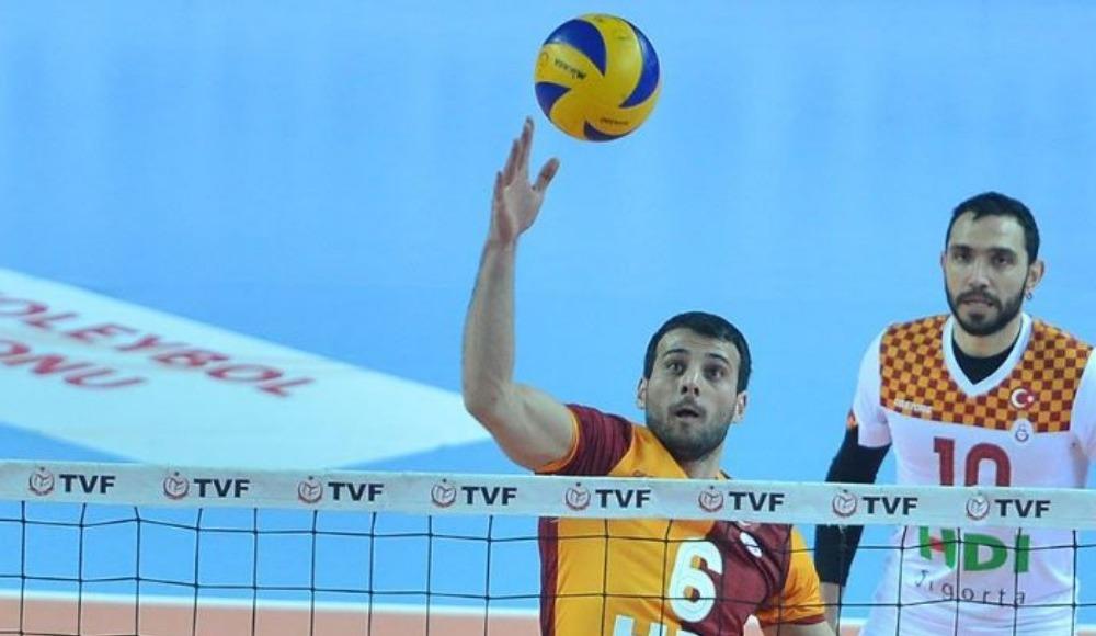 Galatasaray Erkek Voleybol Takımı, Çekya deplasmanında