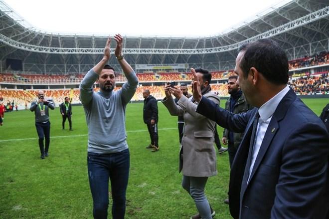 """Evkur Yeni Malatyaspor transfer çalışmalarına başladı: """"En az 4 oyuncu yolda..."""""""