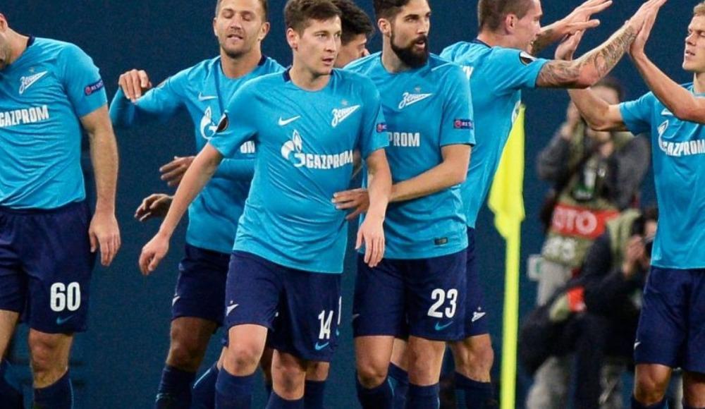 Fenerbahçe'nin rakibi Zenit'in bu sezonki Avrupa Ligi ve Rusya Ligi performansı!