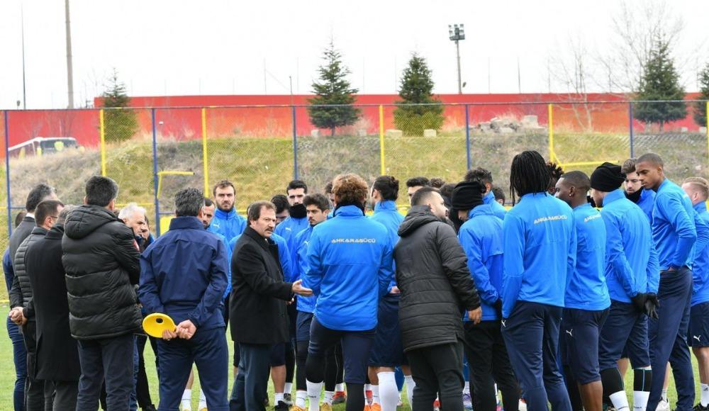 MKE Ankaragücü, Bodrum Belediyesi Bodrumspor maçına hazır