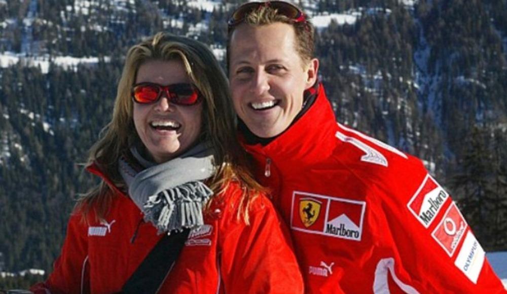 Michael Schumacher mucizeyi gerçekleştirdi! Artık...