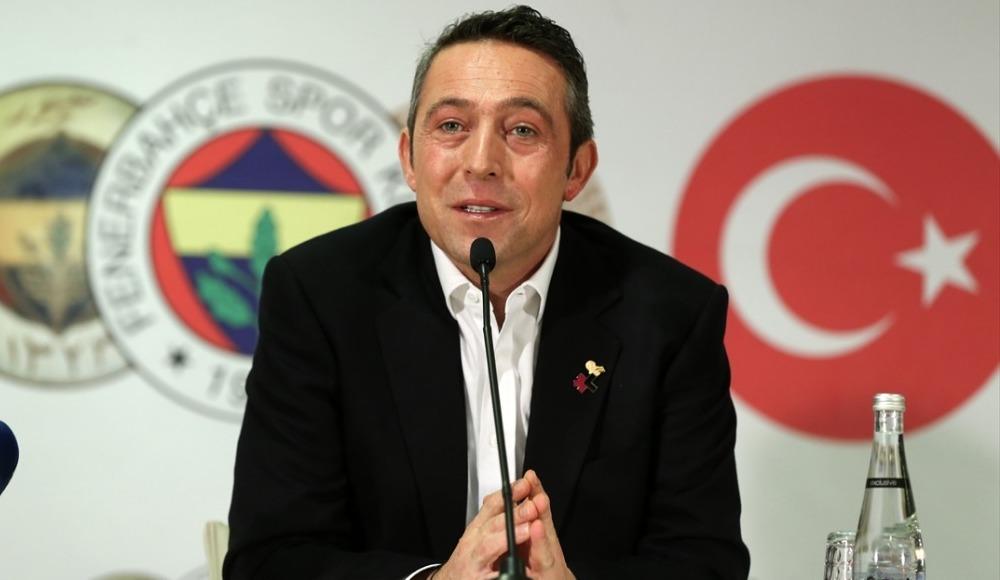Fenerbahçe sessiz kalmaya çalışıyordu