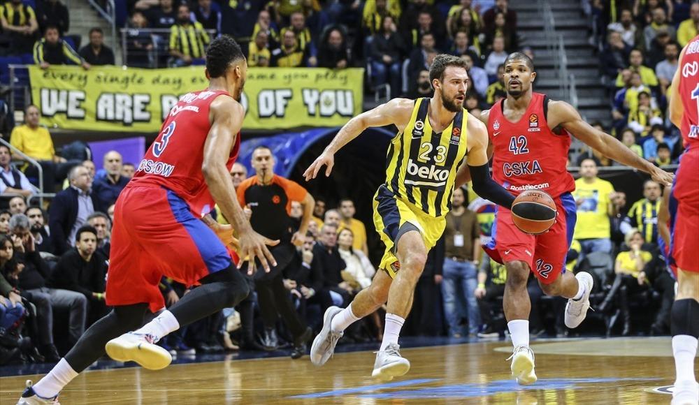 Fenerbahçe Beko'dan müthiş geri dönüş!