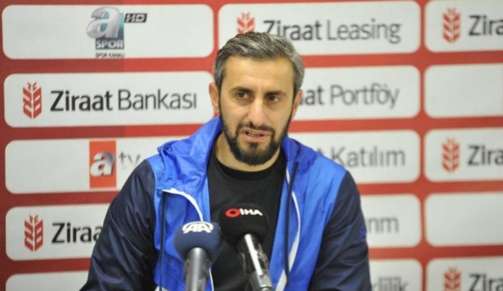 """Serkan Özbalta: """"Son maça kadar play-off şansımızı zorlayacağız"""""""