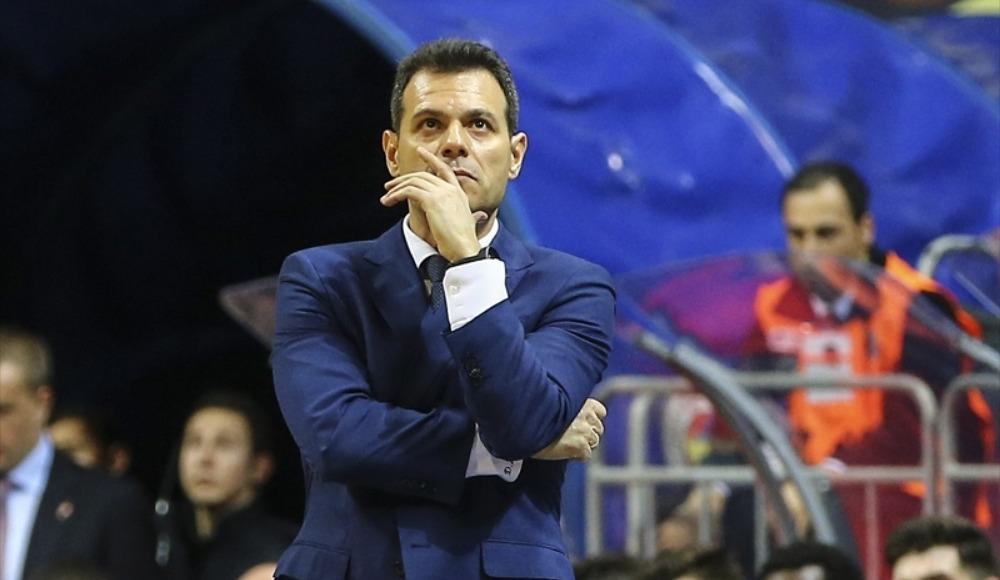 "Dimitrios Itoudis: ""Enteresan bir maçtı"""