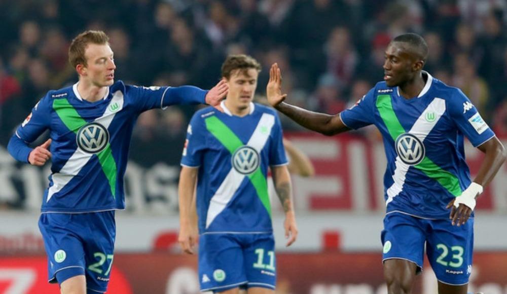 Wolfsburg evinde Stuttgart'a acımadı: 2-0