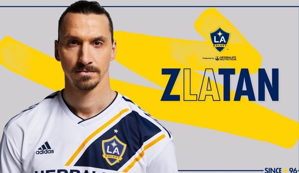 Los Angeles Galaxy, Ibrahimovic'i resmen duyurdu!