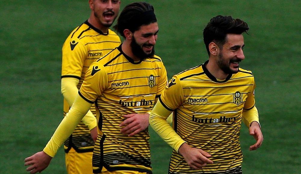 Yeni Malatyaspor, 180 dakikada gol yemeden turladı!