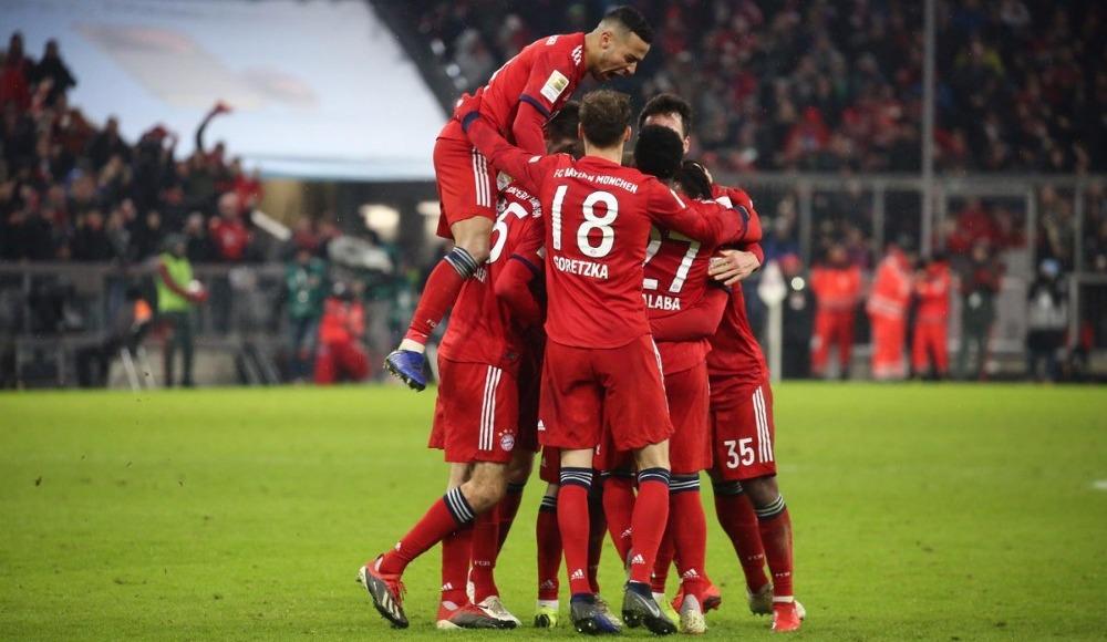 Bayern Münih takibi sürdürdü!