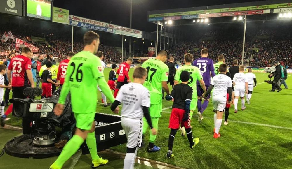 Zorlu maçta kazanan çıkmadı: Freiburg 1 - 1 Hannover