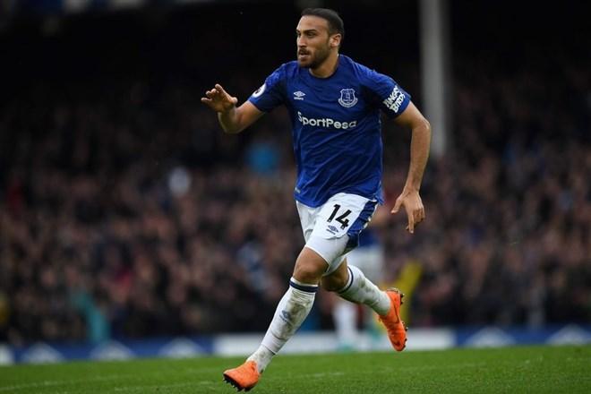 Cenk Tosun'lu Everton, FA Cup'ta bir üst tura yükseldi