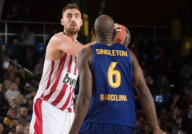 THY Euroleague'de 13. haftanın MVP'si Nikola Milutinov