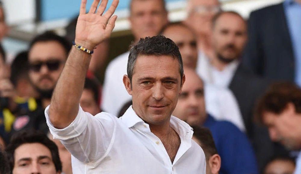 """""""Ali Koç'un Türk futbolunda her zaman olması gerektiğini düşünüyorum"""""""