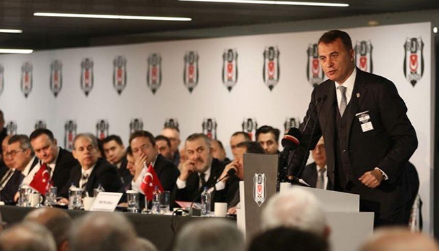 """""""Sadece başkanı dinlemeye gelenler gerçek Beşiktaşlı değil"""""""