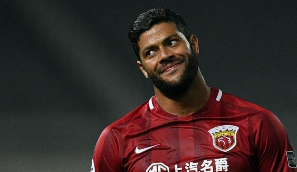 Hulk'un paylaşımı Galatasaray taraftarını heyecanlandırdı!
