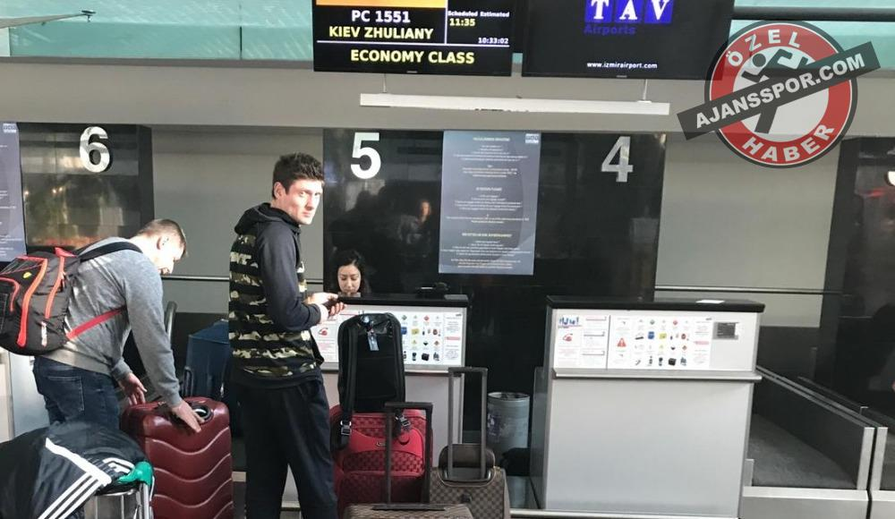 Yevgen Seleznov ipleri kopardı, Türkiye'yi terk etti!