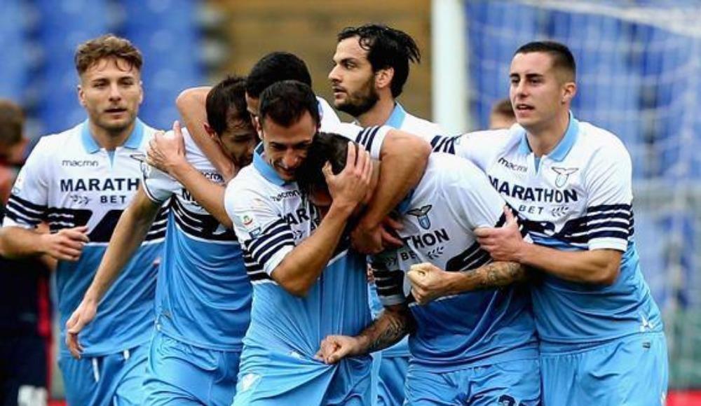 Lazio, Cagliari'ye karşı zorlanmadı, 3-1 kazandı