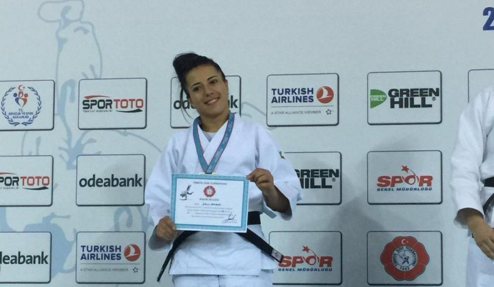 Spor Toto Judo Süper Lig'de Galatasaray'dan çifte şampiyonluk
