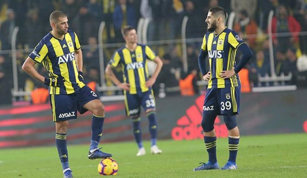 Fenerbahçe, Antalya deplasmanında