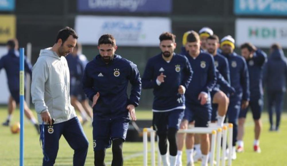 Fenerbahçe, Antalyaspor maçına hazır