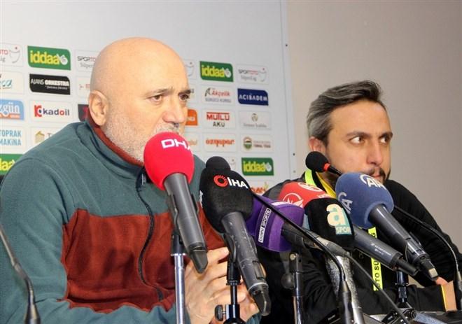 """Hikmet Karaman: """"İlk 45 dakika kontrollü oyun, biz golü bulduk"""""""