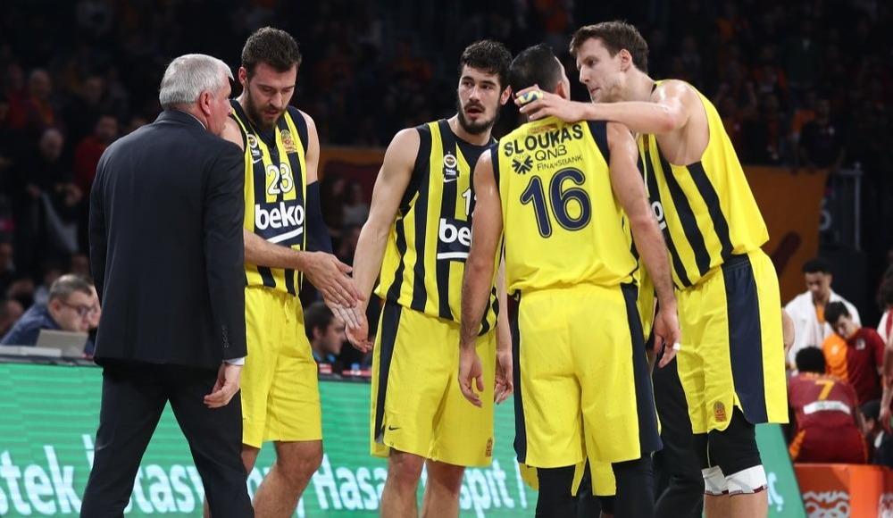 Fenerbahçe Beko, ilk mağlubiyetini aldı