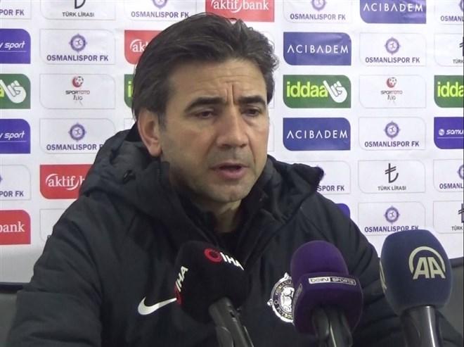 """Osman Özköylü: """"İki tane iyi takımın maçı oldu"""""""