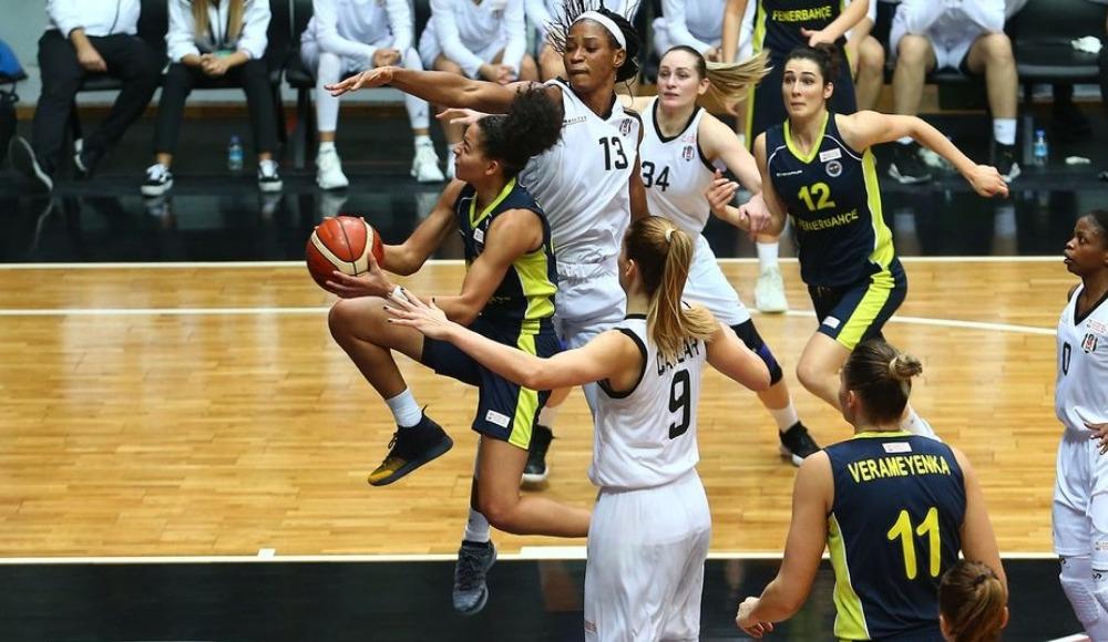 Fenerbahçe, Beşiktaş'ı son çeyrekteki oyunuyla devirdi!