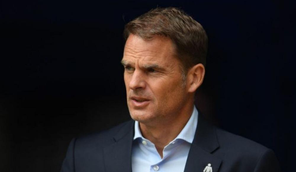Frank De Boer, Atlanta ile teknik direktörlüğe döndü