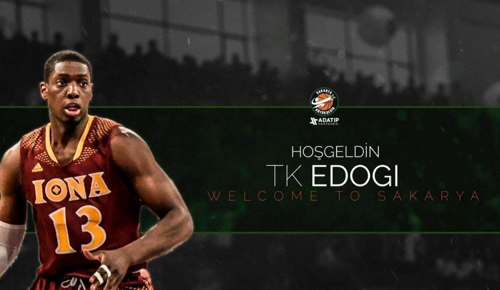 Adatıp Sakarya Büyükşehir Belediye Basketbol, TK Edogi'yi transfer etti