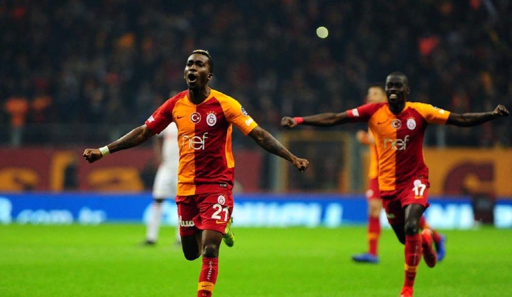 Henry Onyekuru'dan iki gol