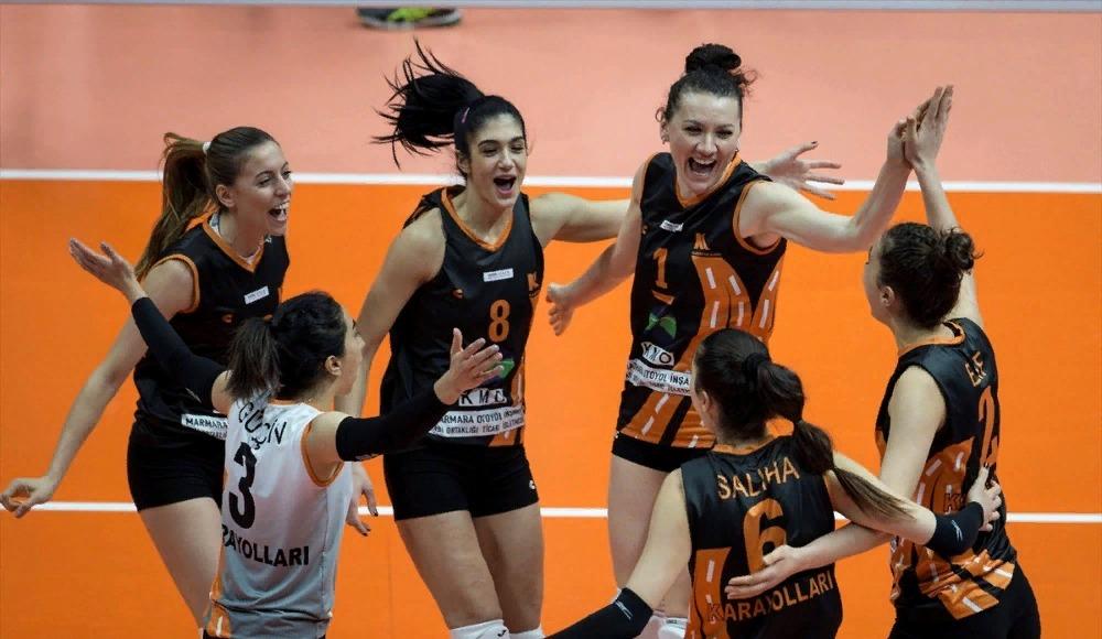 Karayolları, sahasında Beşiktaş'ı yendi