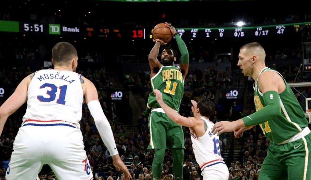 Zorlu mücadelede kazanan Boston Celtics oldu