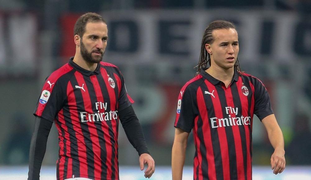 Milan, Frosinone deplasmanında 1 puanla yetindi