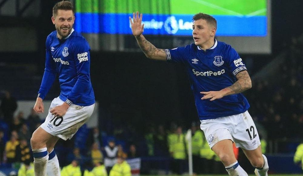 Özet - Everton, Burnley'yi deplasmanda 5 golle yıktı