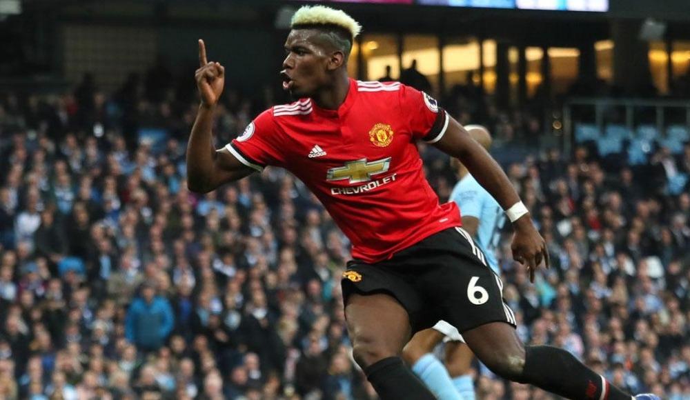 Özet - Manchester United kazandı, Paul Pogba yıldızlaştı!