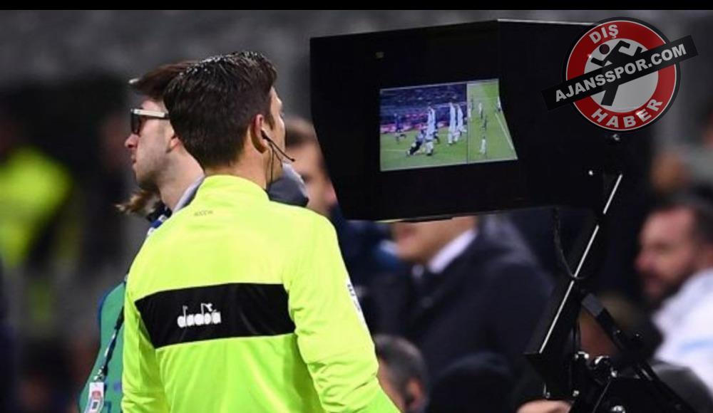 Roma-Sassuolo maçında VAR kararı tartışma yarattı! Milimlik fark...