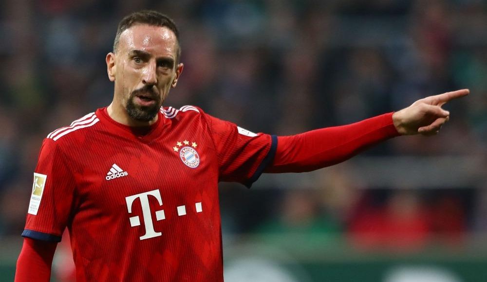 Ribery'nin başı dertte! Ağır ceza...