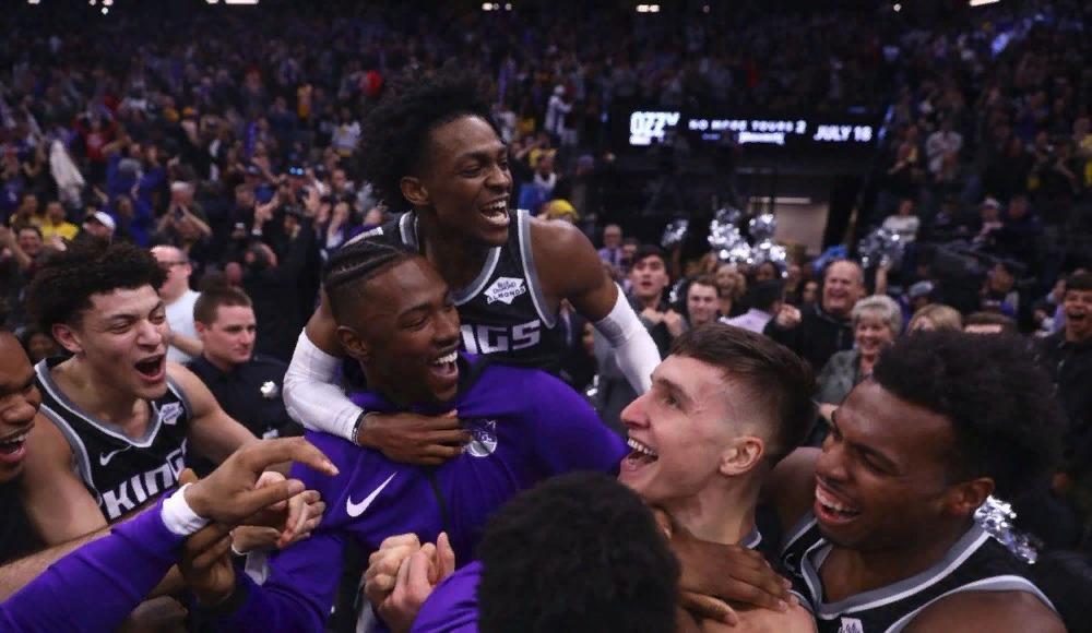 Los Angeles Lakers'ı Bogdan Bogdanovic yıktı