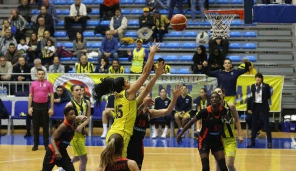 Fenerbahçe, Bellona Kayseri Basketbol'u farklı geçti