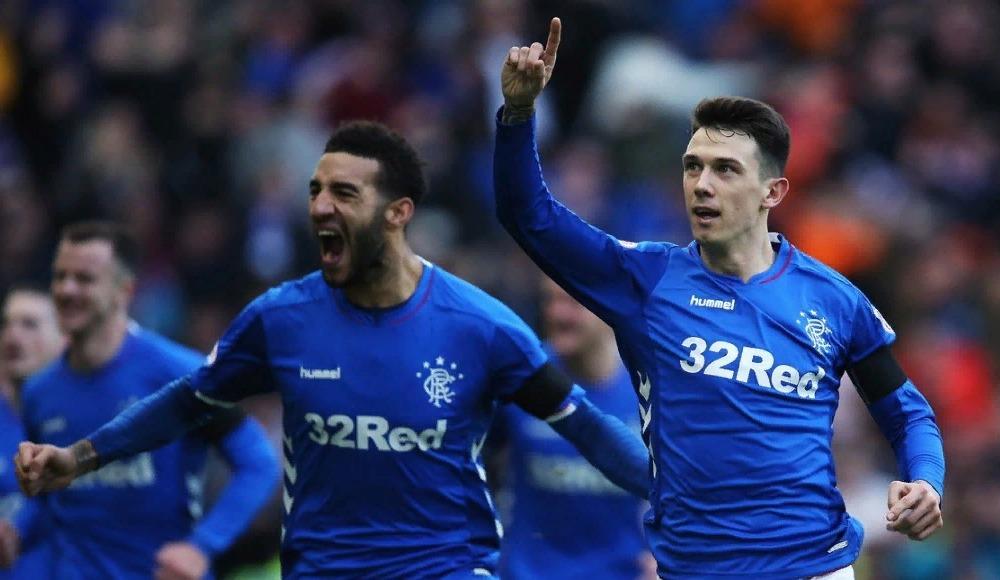 İskoç derbisinde kazanan Rangers oldu!